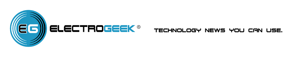 Technology News | ElectroGeek