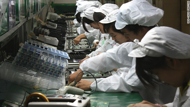 Apple Made in China