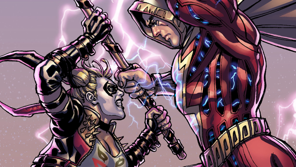 Electrogeek The Injustice Gods Among Us Comic Is Ending But Its