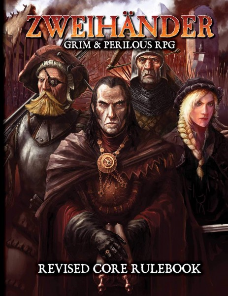 Alternative Fantasy RPGs To D&D